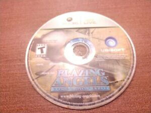 Microsoft-Xbox-360-Disc-Only-Tested-Blazing-Angels-Squadron-of-WWII-Ships-Fast