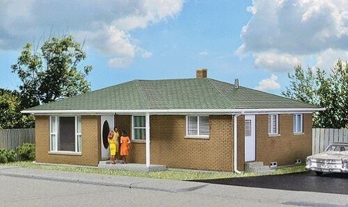 Bausatz Einfamilienhaus Spur H0 3777 NEU