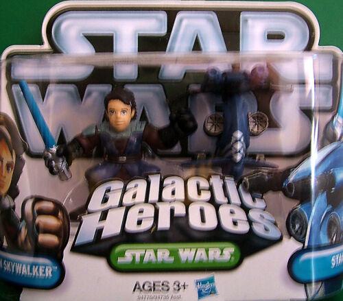 """Galactic Heroes /"""" ANAKIN SKYWALKER /& STAP /"""" NOC"""