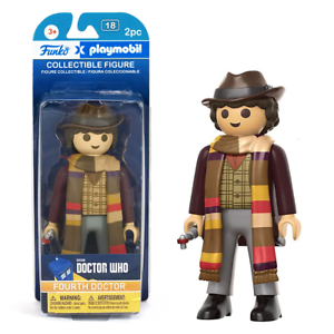 New-Doctor-Who-4th-Doctor-Playmobil-Action-Figure-Tom-Baker-Funko-Official