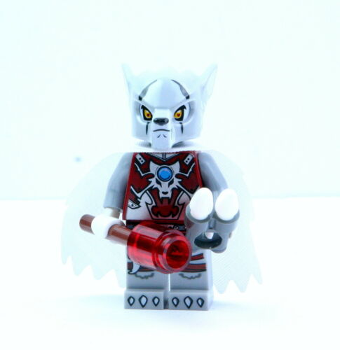 LEGO 70011 Legends of Chima Eagle/'s Castle Worriz Minifigure