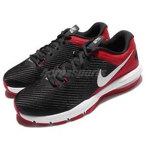 Nike Air Max Full Ride TR 1.5 [869633-600] Men Training Shoes Red/Silver-Black
