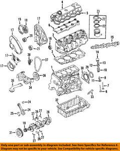 Vw Volkswagen OEM 99-03 Jetta-двигателя поддон картера 038103603N | eBayeBay