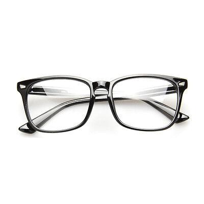 687df121c46 New Fashion Retro Style Glasses Eyeglasses Frame Big Frame For Men Women  Unisex