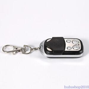 433MHz 4 Key Wireless Remote Control Catapult Garage Door Security Alarm Tackle