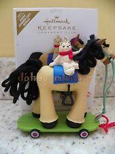 Hallmark 2011 Pony for Christmas Repaint Ornament
