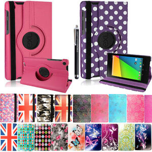 FOR-ASUS-GOOGLE-NEXUS-7-2nd-Generation-2013-PU-LEATHER-FLIP-CASE-COVER
