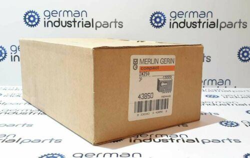Schneider 43850 Merlin Gerin Interpact IN250 Schutzschalter Schalter 250A 3P