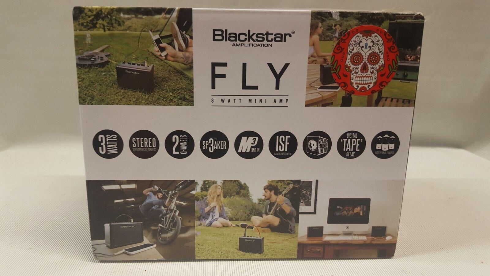 Blackstar Fly 3 Sugar Skull Mini Amp Limited Edition v2 FAST FREE POST