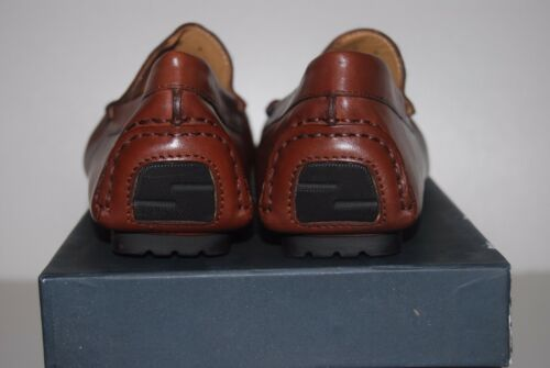 New Leather Charles Bramall Tyrwhitt Brown 6 Loafer Sz rvfwrqtx