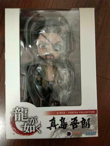 Asmus Toys Qbitz Yakuza Series Goro Majima Limited Action Figure Model IN STOCK