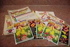 1972 Ronald McDonald Fun Club Membership Packet