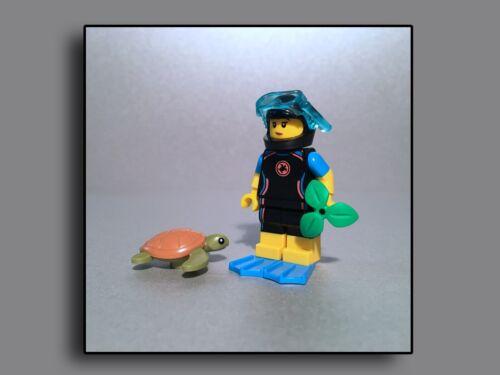 Lego Figuren Sammelfiguren 71027 Serie 20 Seenotretterin