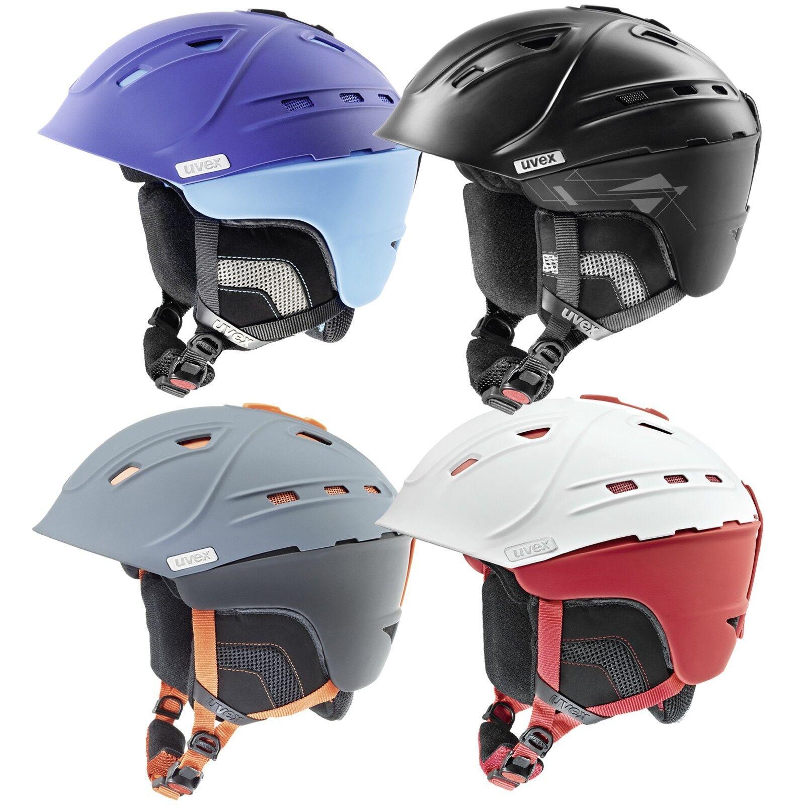 Uvex p2us Ski Helmet - all Mountain
