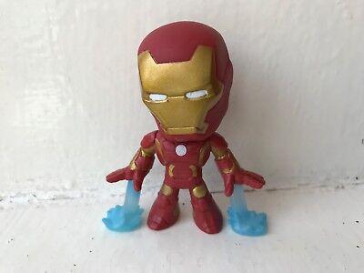 Streng Funko Mystery Mini Marvel Avengers Age Of Ultron Series 1 Iron Man Figure Ein Kunststoffkoffer Ist FüR Die Sichere Lagerung Kompartimentiert