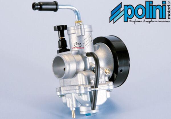 201.1903 Carburatore Polini Cp D.19 Evolution Derbi : Gp1 50 2001-2003 Elegant En Stevig Pakket