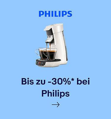 Bis zu -30%* bei Philips