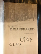 Cj box books with cassie dewell