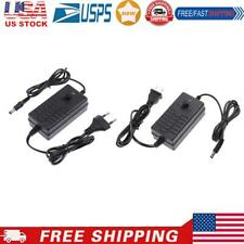 Ac To Dc Adapter 24 36v 2a Adjustable Power Supply Motor Speed Controller