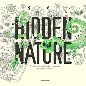 Hidden-Nature-A-Colouring-Escape-for-Grown-ups-by-Toc-de-Groc-NEW-Book-FREE