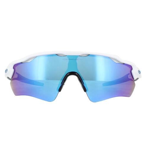 Ev Lucido Sapphire bianco Radar 73 Occhiali sole Prizm Path da Oakley Oo9208 p8IqB7Sy