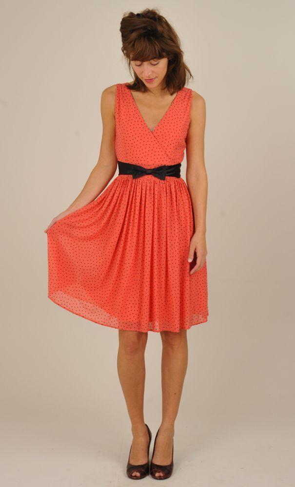 Kleid, Marke  King Louie,  Cindy plisse dress  , Größe  L
