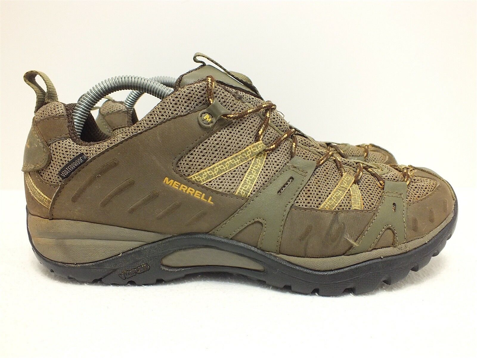 Merrell Siren Sports 2 WP Women's Trail shoes Brindle Size 11(US)