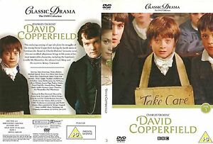 CHARLES-DICKENS-DAVID-COPPERFIELD-DVD-Classic-Drama-Alun-Armstrong-UK-Rel-New-R2