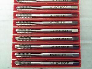 10pcs-M6-x-1-DIN371-Form-B-HSSE-Cobalt-5-GWG-TAP