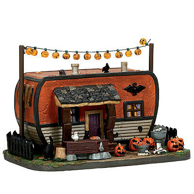 Snow Village Halloween Sale
