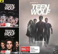Teen Wolf  SEASON 3 & 4 (Season : 3 Part 1 + 3 Part 2 + 4) : NEW DVD