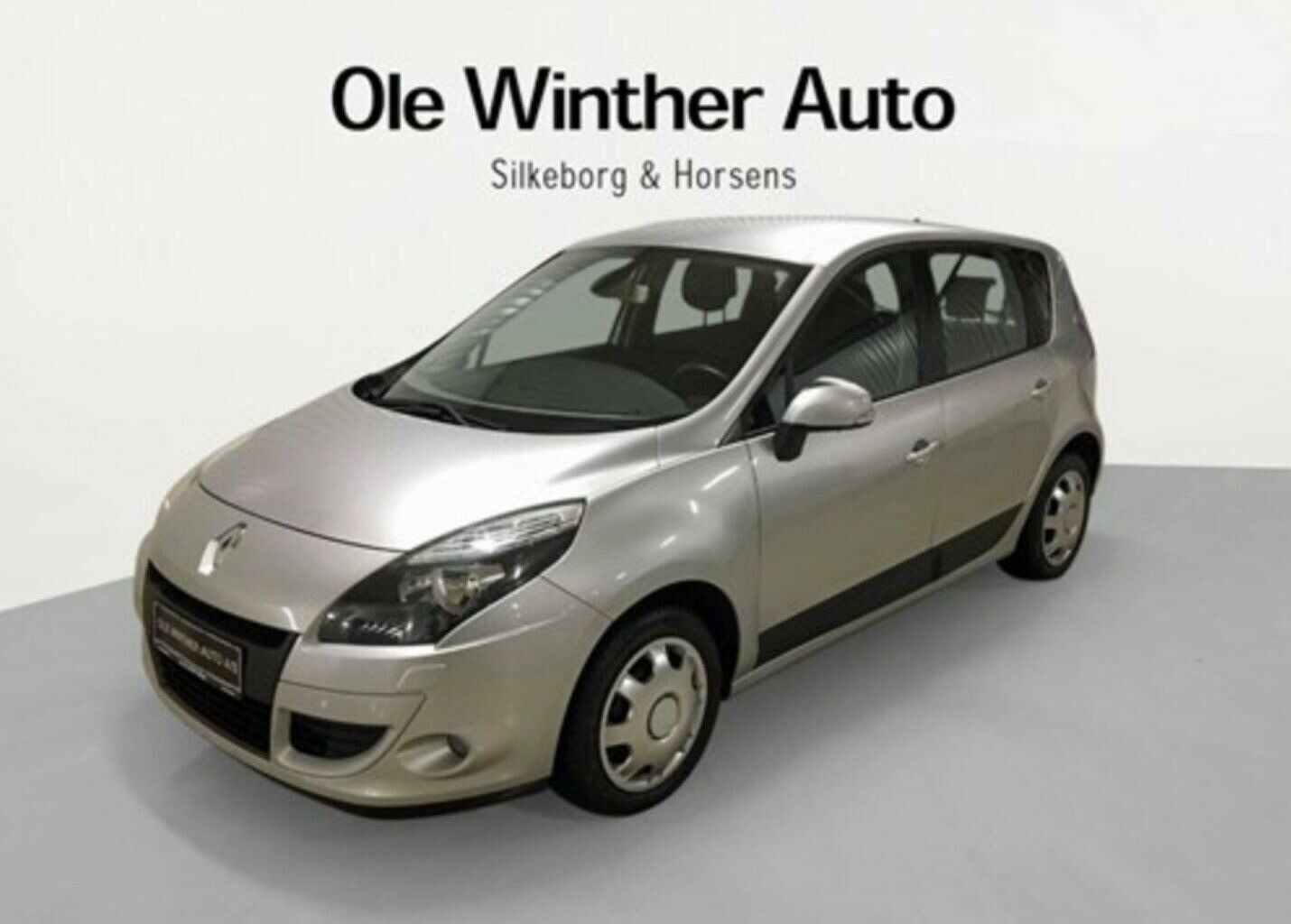 Renault Scenic III 1,5 dCi 110 Expression 5d - 79.900 kr.