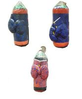 Small Boxing Set With Cobweb Print Activity Sports Toy For Childrens Love One