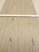 """Teak composite wood veneer sheet 24"""" x 96"""" with paper backer 1/40th"""" thick (EFW)"""