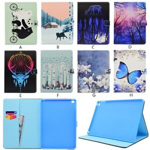 Magnetic-Smart-Pu-Leather-Case-Cover-Stand-For-Apple-iPad-Samsung-Galaxy-Tablet