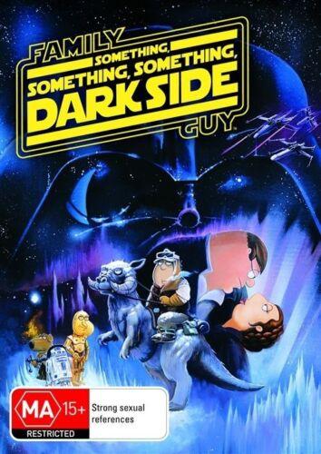 1 of 1 - Family Guy - Something Something Something Dark Side (DVD, 2009) R4 PAL NEW
