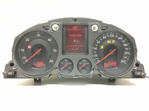 VW Passat b6 2.0 Tdi Compteur de Vitesse Ensemble Instrument Km/H LHD 3C0920871