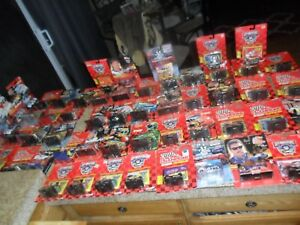 54-LOT-Racing-Champions-1997-Nascar-1-64-Scale-Diecast-Toy-Cars-Press-Pass-3D