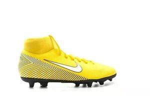 první pohled nový seznam úžasný výběr Details about Nike Mercurial Neymar Superfly 6 Club Football Men's Sz 9.5  Shoes MG AO9467-710