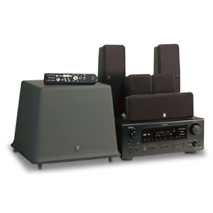 Denon DHT-588BA Home Theater System with 5.1 Channel Speaker