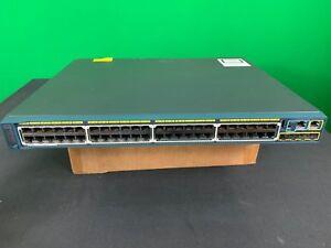 Cisco-2960-Catalyst-WS-C2960S-48LPS-L-48-Port-Managed-Gigabit-PoE-Switch