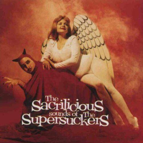 1 of 1 - Supersuckers, The Supersuckers - Sacrilicious [New CD]