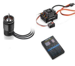 Hobbywing-EZRUN-Max8-V3-150A-ESC-4274-KV2200-Motor-Combo-T-Plug-1-8-RC-4x4-Buggy
