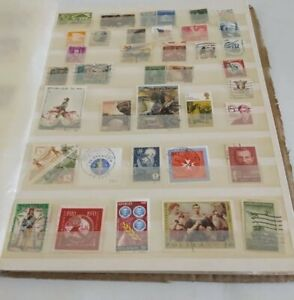 A-Lot-Of-230-stamps-Collectibles-Stamps-Postage-Worldwide-from-1813-To-2016