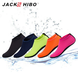 Mens-Water-Aqua-Shoes-Neoprene-Quick-Dry-Yoga-Swim-Surf-Beach-Skin-Exercise-Sock