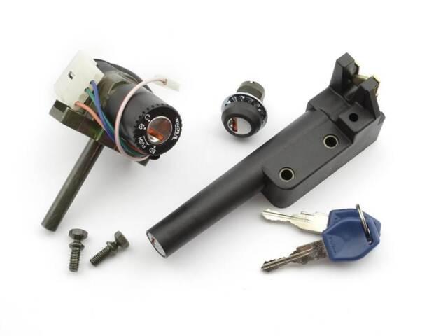 set serrature con chiave APRILIA LEONARDO 125 (1996-1998)
