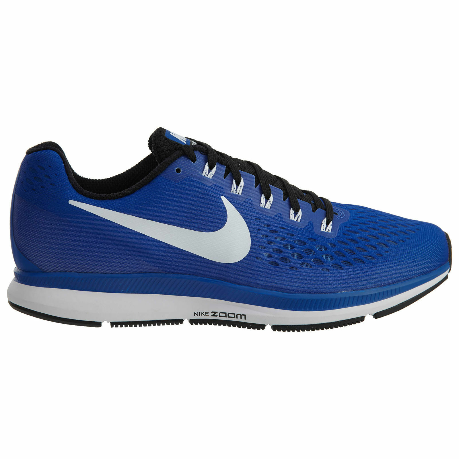 Mns Nike Air Zoom Pegasus 34 TB Sz 7-9 Game Royal White 887009-402 FREE SHIPPING