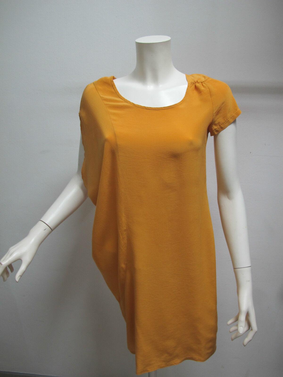 OTTOD'AME women's dress mod.HA2113 col. yellow size 48 summer 2012