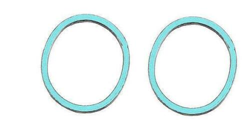 2 Front and Rear Exhaust Pipe Flange Gasket for Lexus LS400 Toyota Celica Supra