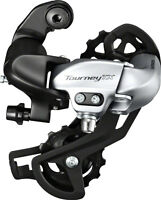 Shimano Tourney Tx800 7/8-speed Long Cage Rear Derailleur Black on sale